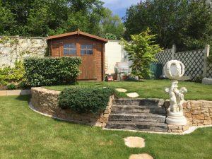 Concevoir un jardin durable